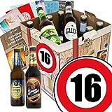 Geschenke 16. Hochzeitstag | Bier Geschenkset | Biere aus Deutschland
