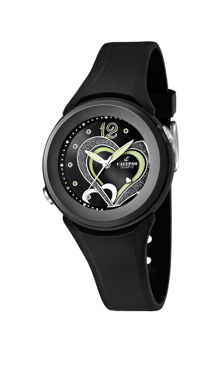 Calypso Reloj Analógico para Chica de Cuarzo con Correa en Plástico K5576/6