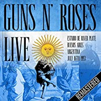 Live - Estadio De River Plate, Buenos Aires, Argentina. July 16Th 1993 (Remastered)