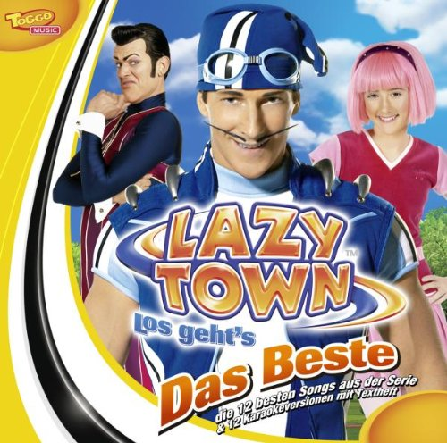 LazyTown: Los geht's - Das Beste