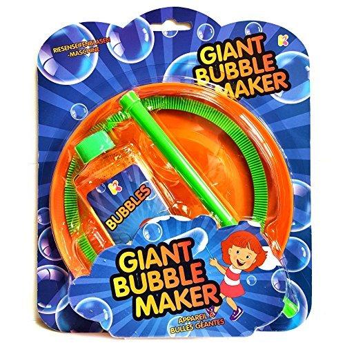 Giant Bubble- Creador de pompas Gigantes Maker, Keycraft LTD (KC) NV268