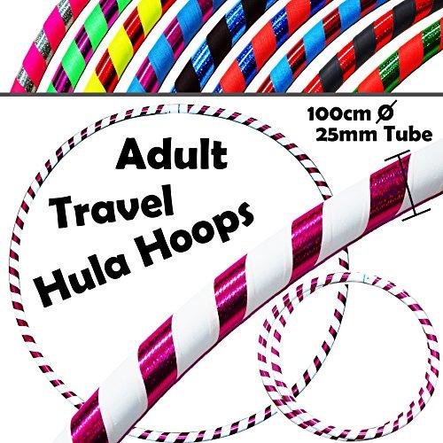 pro-hula-hoops-fitness-adulte-voyage-hula-hoop-pour-aerobic-et-hoop-danse-100cm-25mm-640g