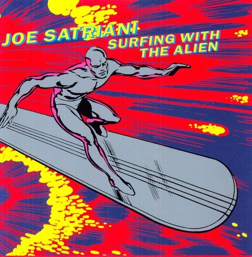 Surfing With the Alien [Vinilo]