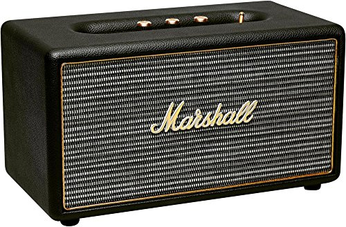 Marshall Stanmore - Altavoz con Bluetooth, Color Negro