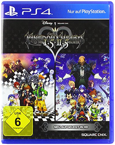 Kingdom Hearts HD 1.5 & 2.5 Remix - [Edizione: Germania]