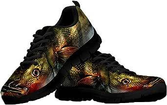 Scarpe Da Camminata Da Uomo Moda Leggero Leggero Scarpe Da Ginnastica Sneakers Animal Stampato Sneakers Casual Per Jogging Gym Fitness