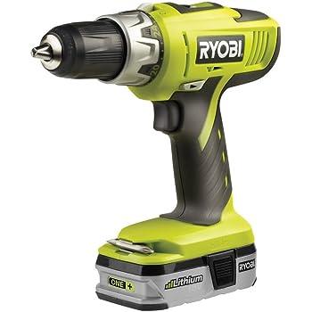 ryobi two speed compact drill and driver 18 v amazon co uk diy rh amazon co uk ryobi 18v cordless drill instructions ryobi cordless drill manual