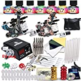 Tätowierung Tattoo Kit Komplett 7 Tattoo Set USA brand Inks