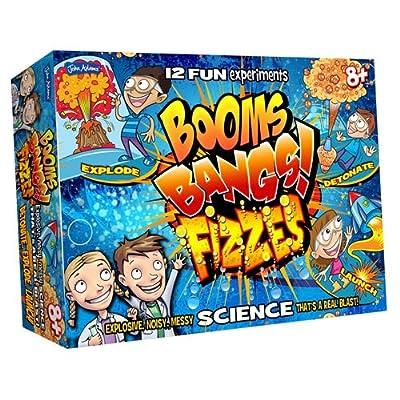 John Adams Booms Bangs Fizzes by John Adams