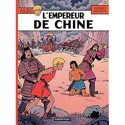 Alix (Tome 17) - L'Empereur de Chine