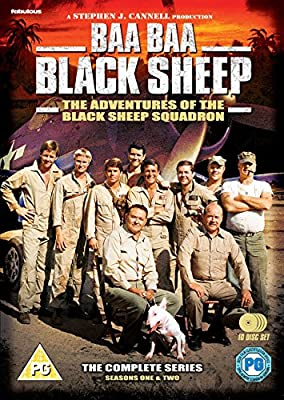 Baa Baa Black Sheep - The Complete Series [DVD]