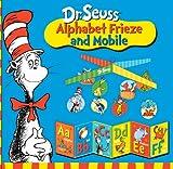 Dr Seuss Alphabet Frieze and Mobile