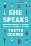 She Speaks: Women's Speeches That Changed the World, from Pankhurst to Greta