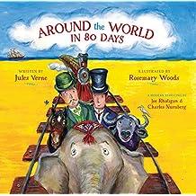 Read-Aloud Classics: Around the World in 80 Days (Modern Retelling)