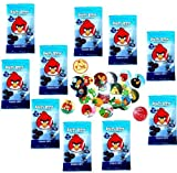 Angry Birds Pogs Power Caps Tazos Game B...
