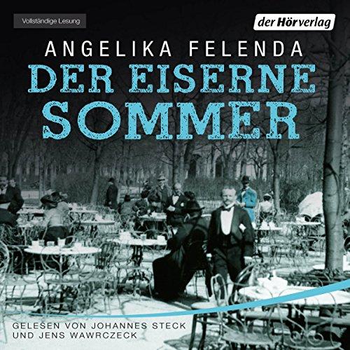 Buchseite und Rezensionen zu 'Der eiserne Sommer' von Angelika Felenda