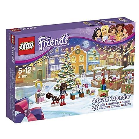 Lego Calendrier - LEGO Friends - 41102 - Jeu De