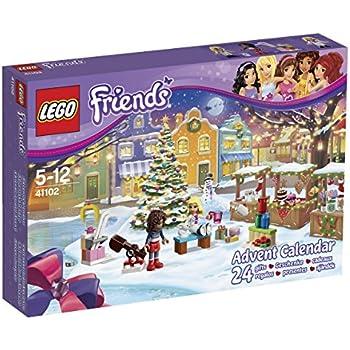 LEGO Friends 41102 Advent Calendar: Amazon.co.uk: Toys & Games