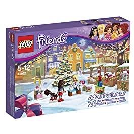 LEGO – Friends Avvento 41102 Calendario Dell'Avvento 2015