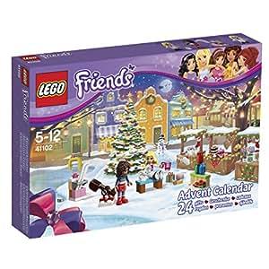 LEGO - Friends Avvento 41102 Calendario Dell'Avvento 2015