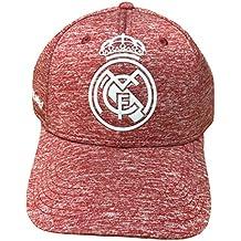 Gorra Oficial Real Madrid CF Rosa Jaspeado Adulto 0adc032435b