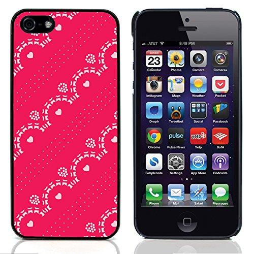Graphic4You PLAID Muster Harte Hülle Case Tasche Schutzhülle für Apple iPhone 5 und 5S Design #19