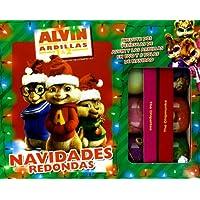 Pack Alvin y las Ardillas 1 y 2 + Bolas de Navidad