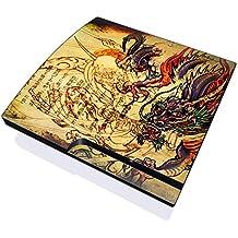 DecalGirl PS3 Slim Skin Playstation 3 Aufkleber Schutzfolie Sticker Design Dragon Legend