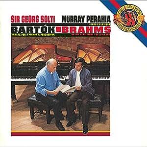 Sonata for 2 Pianos & Percussion / Haydn Variation