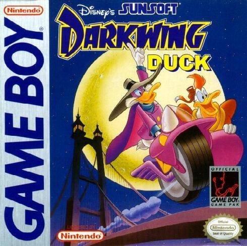Spiele Disney Gameboy (Disneys Darkwing Duck)