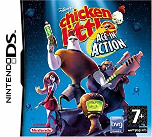 Chicken Little: Ace in Action (Nintendo DS) [import anglais]