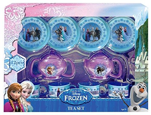 Disney, juego de té de Frozen (pequeño)