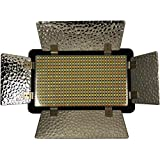 #9: Eloies® Simpex Professional 531 LED Video Light Extra bright Dual Colour LED With Battery & charger by Simpex