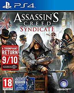 Assassin's Creed Syndicate (PS4) (B00XHS0NYU) | Amazon Products