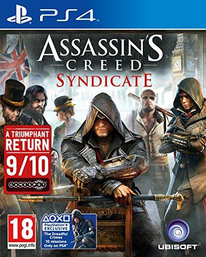 Assassin's Creed Syndicate - PlayStation 4 - [Edizione: Regno Unito]