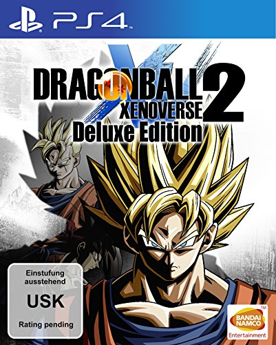Dragon Ball Xenoverse 2 - Deluxe Edition - [PlayStation (Quest Ps4 Kostüme Dragon)