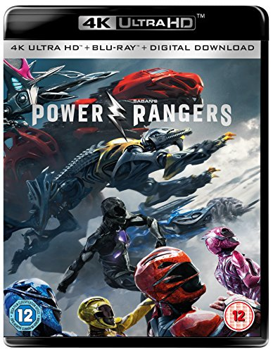 Power Rangers 4K UHD