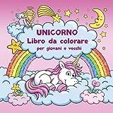 Scarica Libro Unicorno Libro da colorare per giovani e vecchi BONUS Modelli gratuiti di disegno unicorn PDF da stampare (PDF,EPUB,MOBI) Online Italiano Gratis