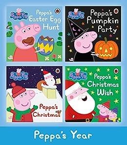 Peppa's Year por None epub