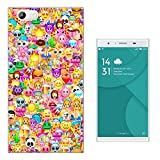 925 - Collage Multi Smiley Faces Emoji Design DOOGEE Y300