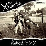 The X-Certs: Rated XXX (Lim. Ed.) [Vinyl LP] (Vinyl)