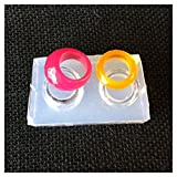 placedesloisirs–Backform Silikon–Duo-Ringe–Größe 56