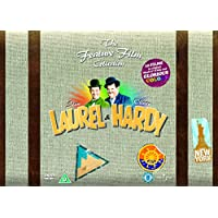 Laurel and Hardy - The Feature Film Collection