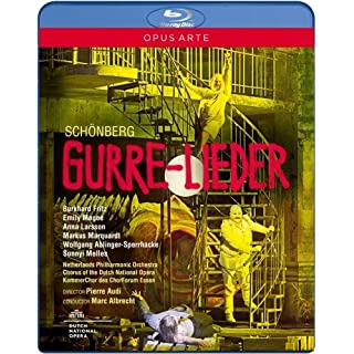 Gurre-Lieder: Dutch National Opera (Albrecht) [Blu-ray] [NTSC]