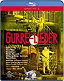 Schoenberg : Gurre-Lieder. Fritz, Magee, Larsson, Marquard, Ablinger-Sperrhacke, Melles, Albrecht, Audi. [Blu-ray] [Import italien]