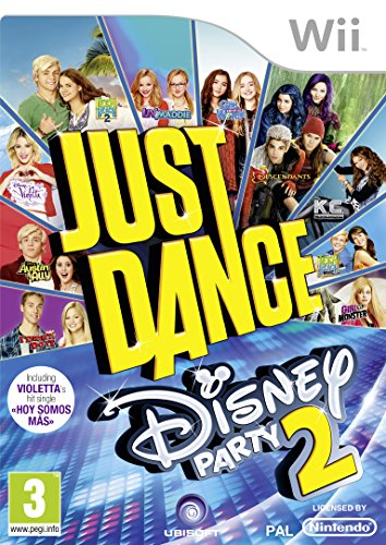 Just Dance Disney Party 2 (Exclusive to Amazon.co.uk) (Nintendo Wii)