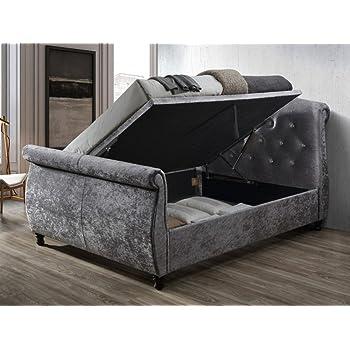 a2cd130f148 Birlea Furniture Castello Side Ottoman Bed