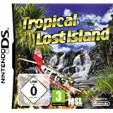 Tropical Lost Island - [Nintendo DS]