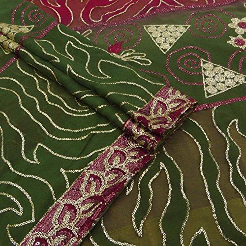 vintage-indian-saree-georgette-a-la-main-en-perles-en-fibre-de-verre-en-tissu-maroon-craft-sari-deco