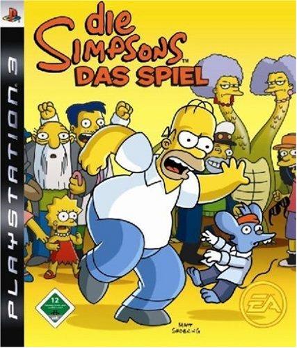 Die Simpsons - Das Spiel (Ps3 Simpsons Game)